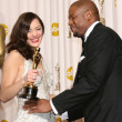 Forest Whitaker, Marion Cotillard - Stock Photo