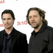 Christian Bale & Russell Crowe — Stock Photo #12974041
