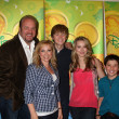 Eric Allan Kramer, Jason Dooley, Bridgit Mendler, Leigh Allyn Baker,  Bradley Steven Perry — Stock Photo