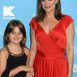 Nancy Lee Grahn & Daughter Kate — Stock Photo