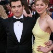 Stock Photo: Joe Wright & Rosamund Pike
