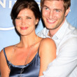 Stock Photo: Sarah Lancaster & RyMcPartlin