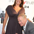 Neal McDonough & wife Ruve - ストック写真