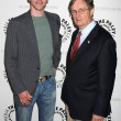 Brian Dietzen & David McCallum - Foto Stock