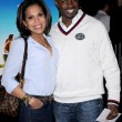 Постер, плакат: Sean Patrick Thomas R and wife Aonika Laurent