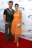 James Denton & Teri Hatcher — Stock Photo