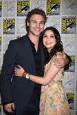 Grey Damon, Grace Phipps — Stock Photo