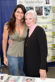 Lesley Aletter, Lee Meriwether — Stock Photo