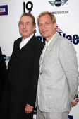 Eric Idle & Julian Sands — Stock Photo