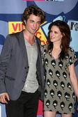 Robert Pattinson, Kristin Stewart — Stock Photo