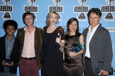 Cate Blanchett, Todd Haynes, Bruce Greenwood — Stock Photo