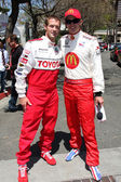 Danny Way, Graham Rahal — Stock Photo