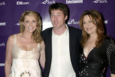Amanda Tapping, Ben Browder , & Mary McDonnell — 图库照片