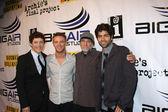 Gabriel Sunday, M Welch, David Miller, Adrian Grenier — Stock Photo