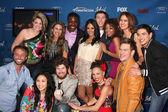 American Idol Season 10 Top 13 — Stock Photo