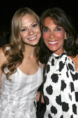 Tamara Braun & Kate Linder — Stock Photo