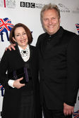 Patricia Heaton, David Hunt — Stock Photo