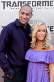 Kendra Wilkinson & Hank Baskett — Stock Photo