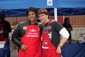 Erik Estrada, Clifton Collins, Jr — Stock Photo