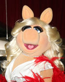 Miss Piggy — Stock Photo