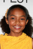 Yara Shahidi — Stock Photo