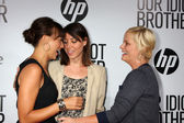 Rashida Jones, Aubrey Plaza, Amy Poehler — Stock Photo