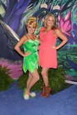 Tinkerbell, Tiffany Thornton — Stock Photo