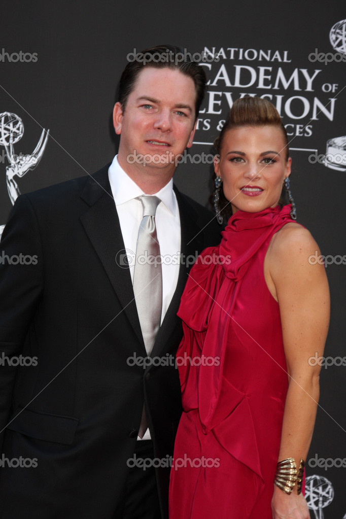 Gina Tognoni and joseph chiarello