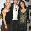 Jennie Garth &  Peter Facinelli, with Kathy Najimy   — Stock Photo