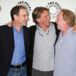 Marshall Herskovitz, Peter Horton,  Timothy Busfield - Stock Photo