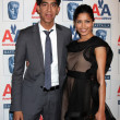 Dev Patel, Freida Pinto — Stock Photo