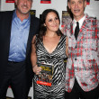 Howard Bragman, Rikki Lake , John Waters — Foto de Stock