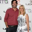 Carter Oosterhouse, Amy Smart — Stock Photo