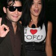 Corey Feldman, wife Susie  — Stock Photo