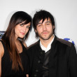 Ashlee Simpson Wentz, Pete Wentz - Stock Photo