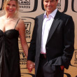 Gigi Rice and Ted McGinley — Foto de Stock