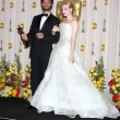 Ryan Bingham, Amanda Seyfried — Stockfoto