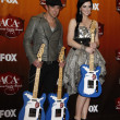 Keifer Thompson Shawna Thompson of Thompson Square — Stock Photo