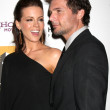 Kate Beckinsale & Len Wiseman — Stock Photo #12984827
