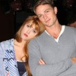 Yvonne Zima and Wilson Bethel — Stock Photo #12985390