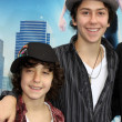 Stock Photo: Alex & Nat Wolff