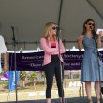 Nancy Lee Grahn, Julie Marie Berman, Lisa LoCicero — Stock Photo #12986560