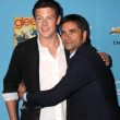 Stock Photo: Cory Monteith & John Stamos