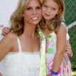 Cheryl Hines & Daughter - Stock Photo