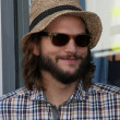 Ashton Kutcher — Foto de Stock