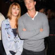Yvonne Zima and Wilson Bethel — Foto de Stock   #12988059
