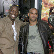 Tyrese Gibson & Amaury Nolasco — Stock Photo