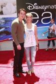 Brando Eaton and Maiara Walsh — Stock Photo