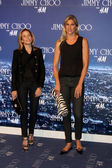 Sheryl Crow & Gabrielle Reece — Stock Photo