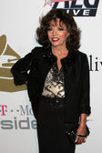 Joan Collins — Stock Photo
